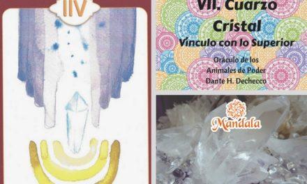 Oráculo del día: Cuarzo Cristal
