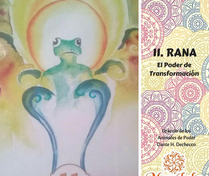 Oráculo del día: Rana