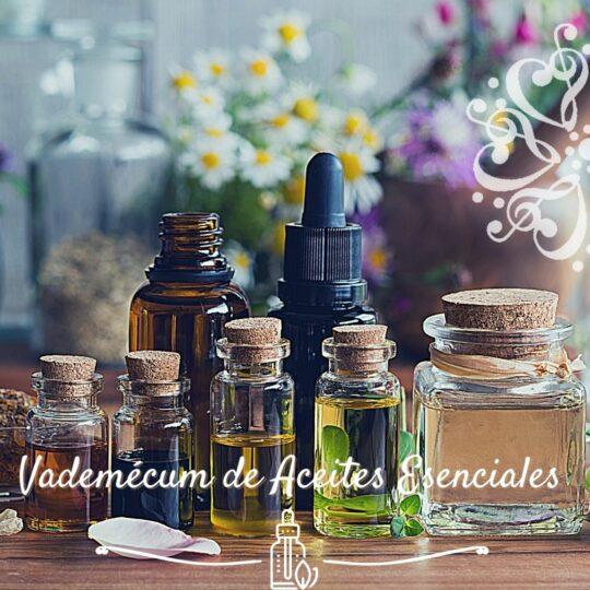 Vademécum de Aceites Esenciales