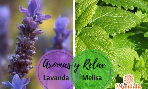 Días de Relax: Aromas para relajarnos