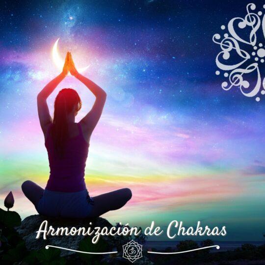 Armonización de Chakras