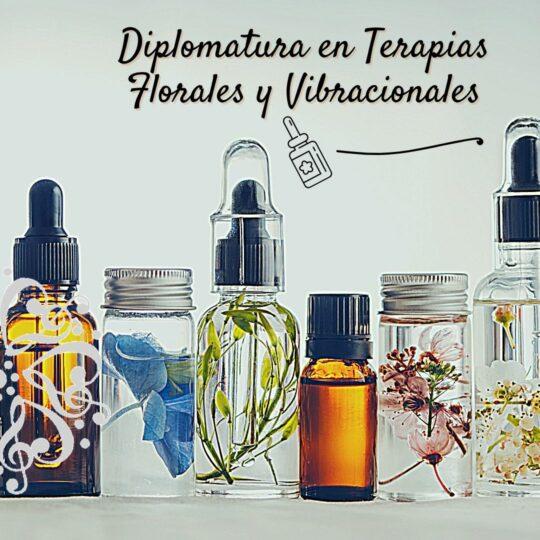Diplomatura en Terapias Florales y Vibracionales