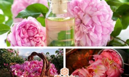 Amor, Belleza, Fluidez… Aceite Esencial de Rosas