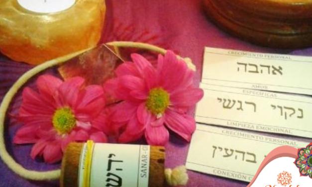 Energías Divinas Manifestadas en Idioma Sagrado: Péndulo Hebreo