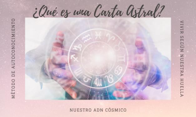 ¿Qué es una Carta Astral?