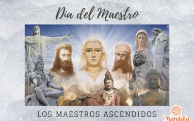 Día del Maestro: Reconocemos a los Maestros Ascendidos y te contamos sobre ellos