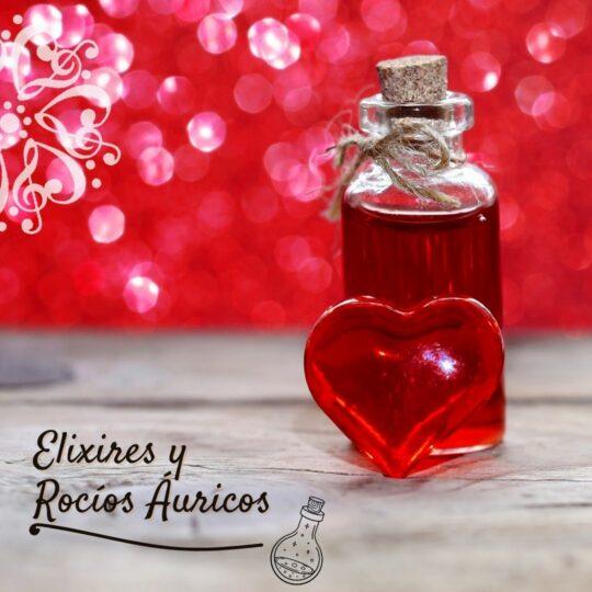 Elixires y Rocíos Áuricos