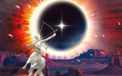 Un cielo muy especial para terminar el 2020 – Eclipse de Sol