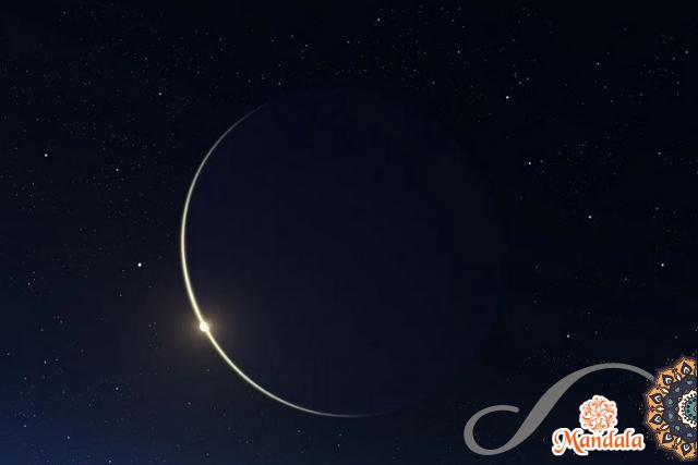 La Primera Luna Nueva del Año