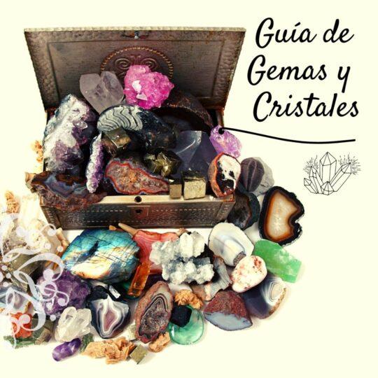 Guía de Gemas y Cristales