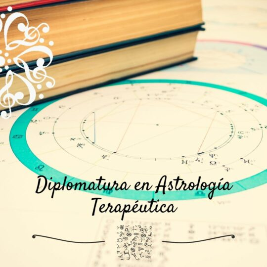 Diplomatura en Astrología Terapéutica
