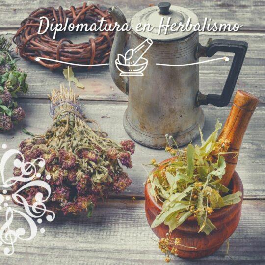 Diplomatura en Herbalismo