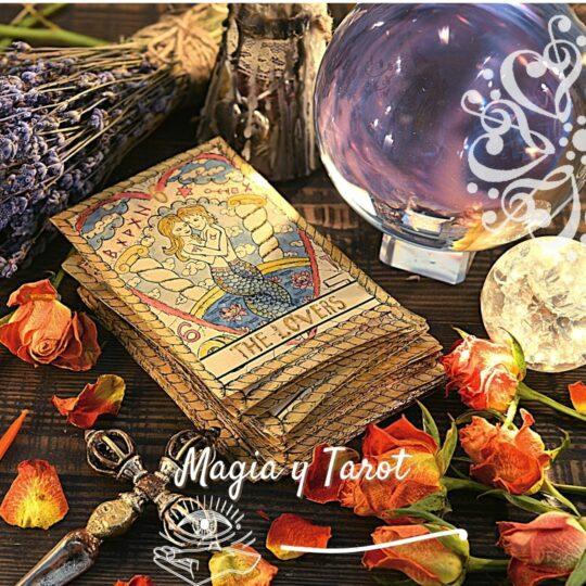 Magia y Tarot